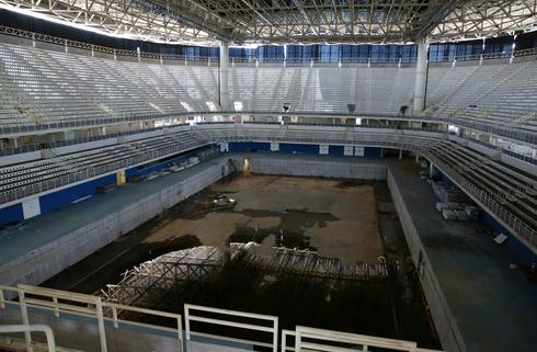 Ghosts of Rio's Olympics