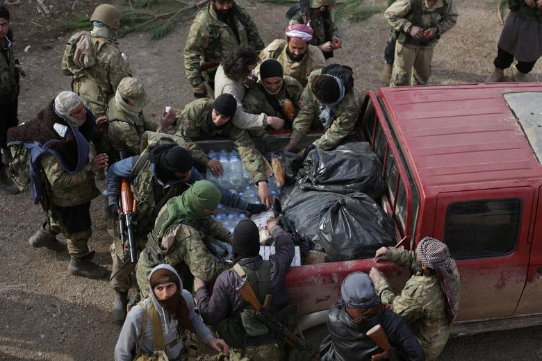 Russia Halted Syrian Army, Rebel Clash in Northern Syria ...