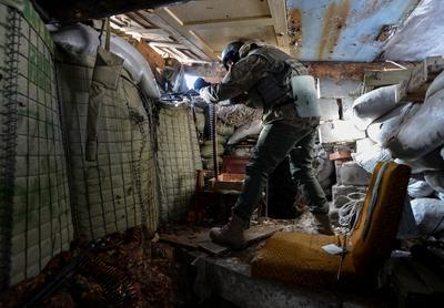 Ukraine's winter war heats up
