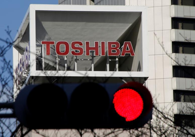 Toshiba to Issue Business Risk Warning on Tuesday: Nikkei
