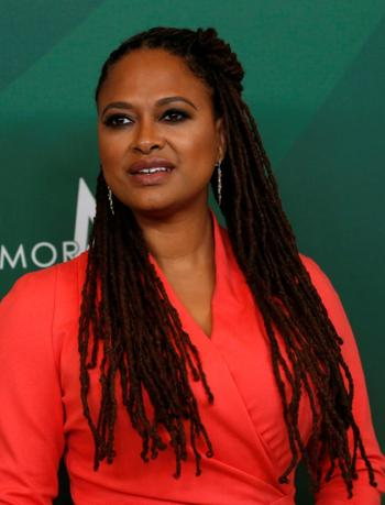 Director and honoree Ava DuVernay poses at Variety's Power of Women Luncheon in Beverly Hills, California U.S., October 14, 2016.   REUTERS/Mario Anzuoni