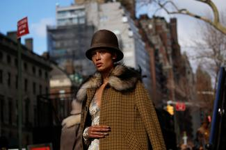Highlights from New York Fashion Week