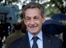 AccorHotels a annoncé mardi l'arrivée de l'ancien président de la République Nicolas Sarkozy à son conseil d'administration en qualité d'administrateur indépendant. /Photo prise le 19 septembre 2016/REUTERS/Michel Euler