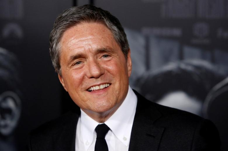 Chairman and CEO of Paramount Pictures Brad Grey attends the premiere of ''FENCES'' in Manhattan, New York City, U.S., December 19, 2016. REUTERS/Andrew Kelly