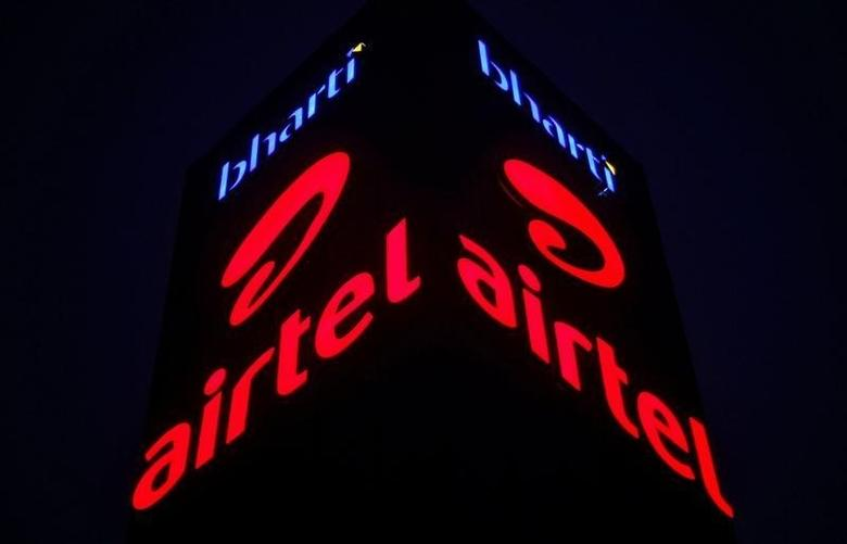 A Bharti Airtel office building is pictured in Gurugram, previously known as Gurgaon, on the outskirts of New Delhi, India April 21, 2016. REUTERS/Adnan Abidi/Files