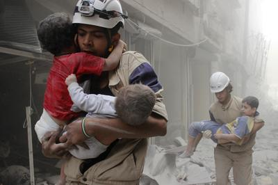 The White Helmets of Syria