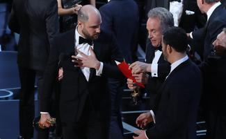 Major best picture mix up at Oscars