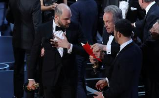 Major best picture mix-up at Oscars