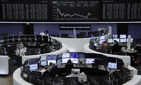 أسهم أوروبا ترتفع بدعم من أرباح شركات