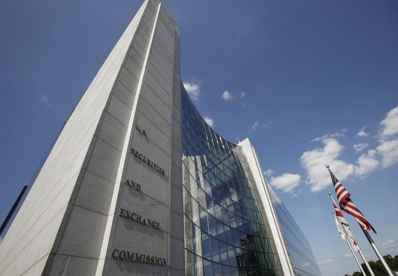 FILE PHOTO: The headquarters of the U.S. Securities and Exchange Commission (SEC) are seen in Washington, July 6, 2009. REUTERS/Jim Bourg