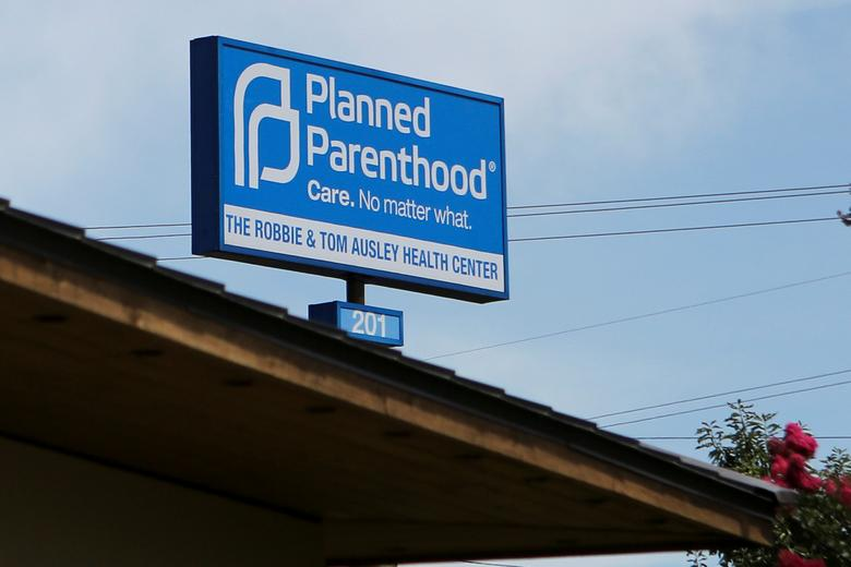 FILE PHOTO - Planned Parenthood South Austin Health Center is seen in Austin, Texas, U.S. on June 27, 2016.   REUTERS/Ilana Panich-Linsman/File Photo