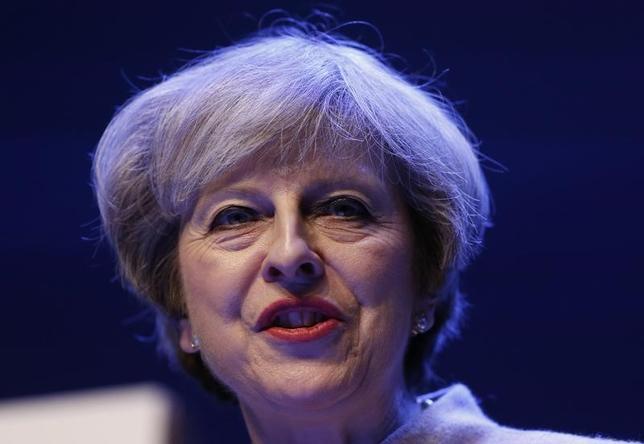 3月7日、英上院は欧州連合(EU)離脱を通知する権限をメイ首相に与える法案に追加条件を加える修正案を賛成366、反対268で可決した。3日撮影(2017年 ロイター/Russell Cheyne)