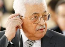 O presidente palestino Mahmoud Abbas participa da 34ª sessão do Conselho de Direitos Humanos na sede europeia da Organizações das Nações Unidas em Genebra, na Suíça 27/02/2017 REUTERS/Denis Balibouse