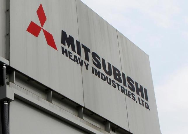 3月14日、三菱重工業は、米国サザンカリフォルニアエジソン社(SCE)サンオノフレ原子力発電所で起きた放射性物質漏えい事故に関する仲裁裁定を受領したと発表した。写真は相模原同社工場で、昨年7月撮影(2017年 ロイター/Maki Shiraki)