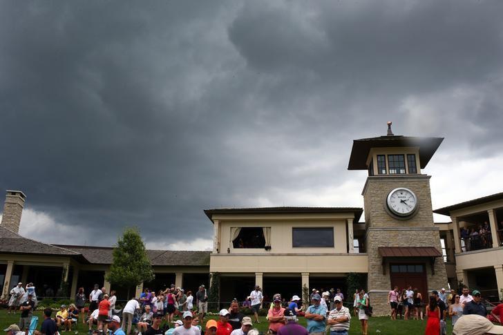 Jun 5, 2016; Dublin, OH, USA; Muirfield Village Golf Club. Mandatory Credit: Aaron Doster-USA TODAY Sports/Files