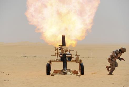 Saudi strikes on Yemen
