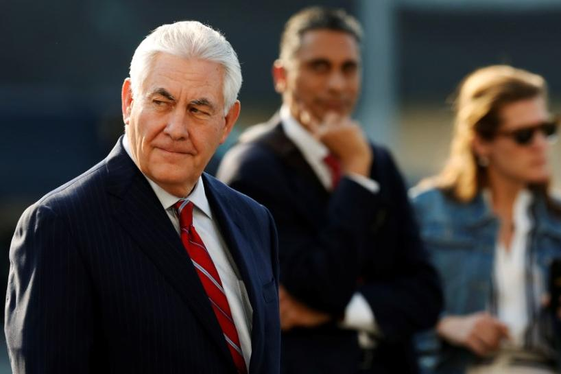 Tillerson's email alias was prompted by business needs, Exxon says