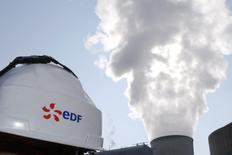 Le groupe public gazier polonais PGNiG a annoncé mercredi son retrait du consortium de groupes énergétiques polonais qui souhaitait racheter à EDF des actifs en Pologne. /Photo d'archives/REUTERS/Stéphane Mahé