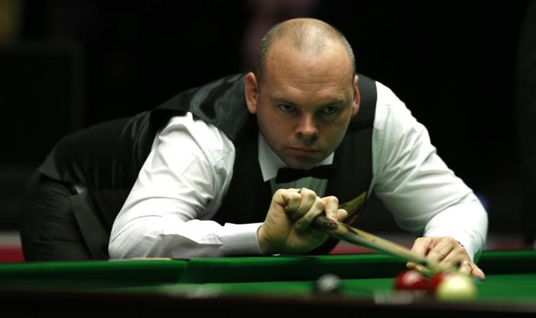 Snooker - Dafabet Masters - Alexandra Palace - 16/1/16 Stuart Bingham in action during the semi final Mandatory Credit: Action Images / Peter Cziborra Livepic