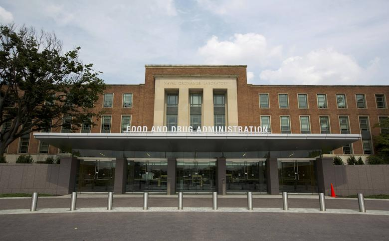 FILE PHOTO - A view shows the U.S. Food and Drug Administration (FDA) headquarters in Silver Spring, Maryland August 14, 2012. REUTERS/Jason Reed/File Photo