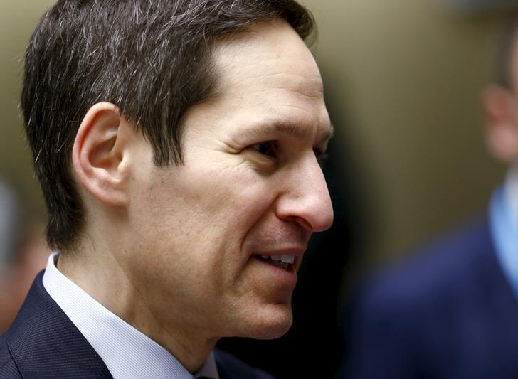 Then-Director of the U.S. Center for Disease Control (CDC) Tom Frieden attends the World Health Organization Executive Board meeting in Geneva, Switzerland, in this January 25, 2016 file photo. REUTERS/Denis Balibouse