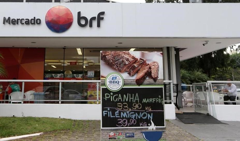 Brazil detains meatpacking executive after raids in rotten meat probe