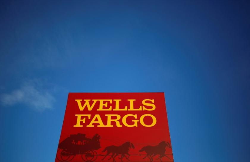Credit card applications drop at Wells Fargo in February