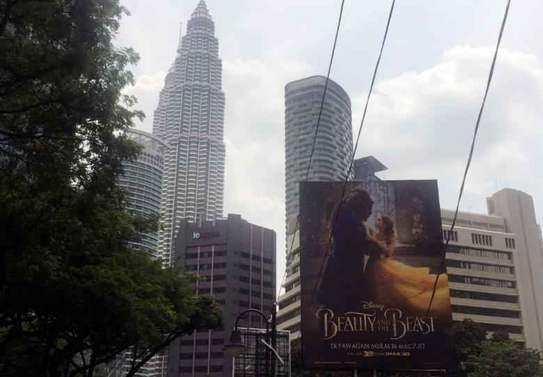 Gay moment      stays put as Malaysia to release      Beauty and the Beast     Reuters