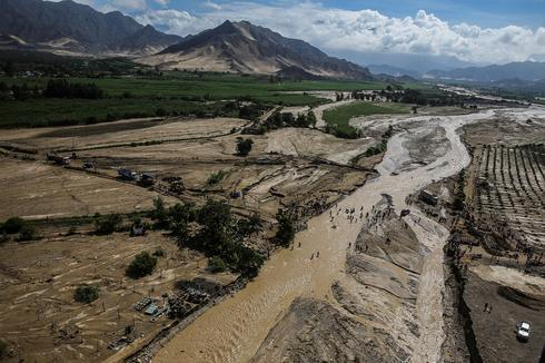 Floods, landslides spread havoc in Peru