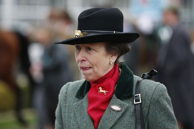 Britain Horse Racing - Cheltenham Festival - Cheltenham Racecourse - 16/3/17 Britain's Princess Anne during the Cheltenham Festival Action Images via Reuters / Matthew Childs Livepic EDITORIAL USE ONLY. - RTX31C5P