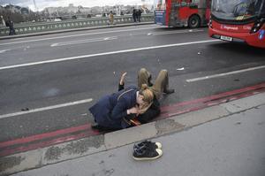 Shooting outside UK parliament