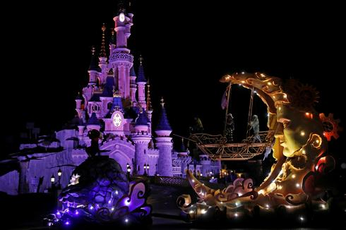 Disneyland Paris turns 25