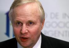 Bob Dudley, CEO of BP gas company.   REUTERS/Enrique Marcarian
