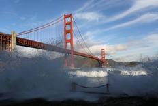 Le fonds souverain du Qatar va ouvrir des locaux à San Francisco, foyer du secteur des nouvelles technologies aux Etats-Unis. /Photo d'archives/REUTERS/Robert Galbraith