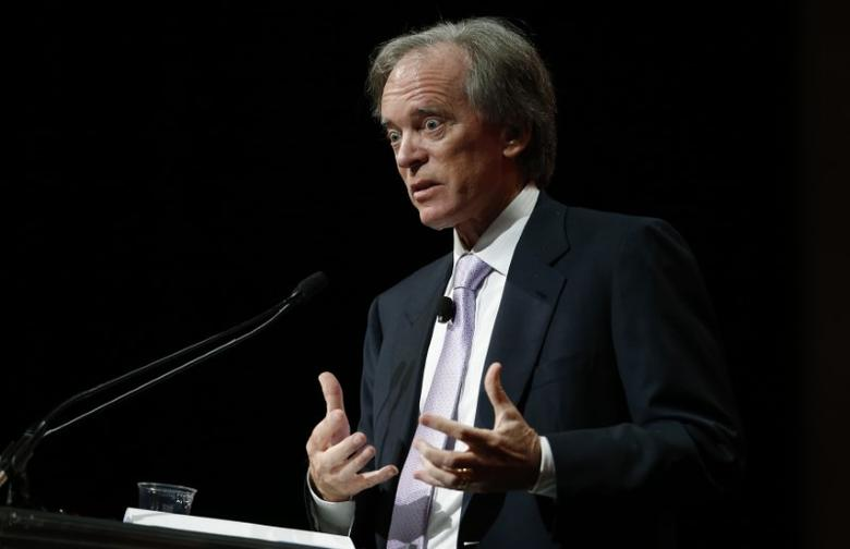 FILE PHOTO - Bill Gross, speaks at the Morningstar Investment Conference in Chicago, Illinois, June 19, 2014. REUTERS/Jim Young