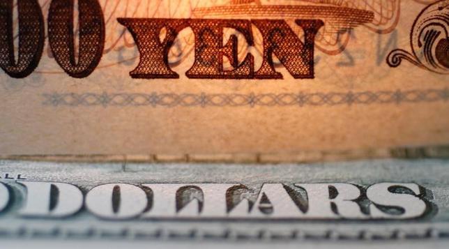 4月3日、今週の外為市場でドル/円は上値が重くなりそうだ。米早期利上げへの思惑は支えになると見られるものの、米中首脳会談を前にトランプ米大統領の保護主義的な言動が警戒され頭を抑えられそうだ。2010年9月撮影(2017年 ロイター/Yuriko Nakao/File Photo/Illustration)