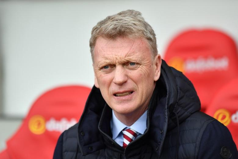 Britain Football Soccer - Sunderland v Burnley - Premier League - Stadium of Light - 18/3/17 Sunderland manager David Moyes before the game Reuters / Anthony Devlin Livepic