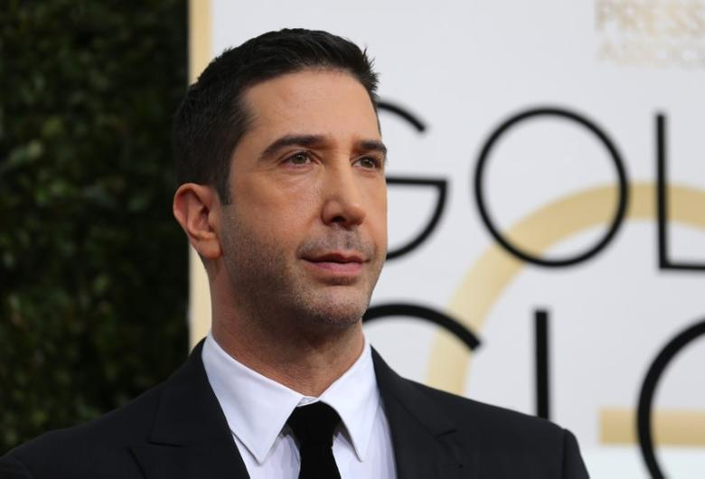 Actor David Schwimmer fights sexual harassment for the ...