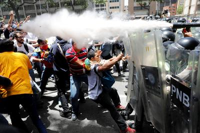 Outrage over Venezuela court power grab