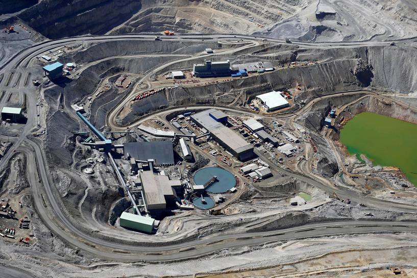 Big Miners Have Trouble Joining Technology Revolution