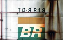 Tanque de combustível da Petrobras 28/09/2016 REUTERS/Paulo Whitaker