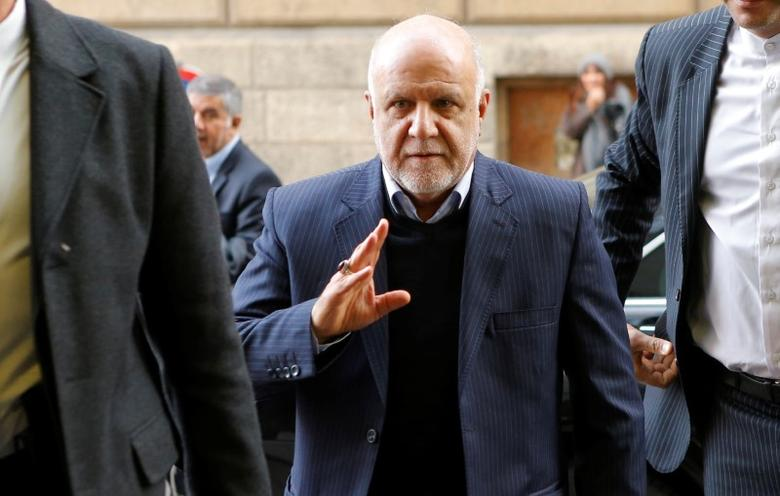 Iran's Oil Minister Bijan Zanganeh arrives for a meeting of the Organization of the Petroleum Exporting Countries (OPEC) in Vienna, Austria, November 30, 2016. REUTERS/Heinz-Peter Bader
