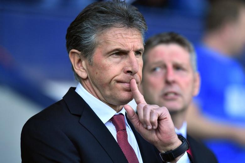 Britain Football Soccer - West Bromwich Albion v Southampton - Premier League - The Hawthorns - 8/4/17 Southampton manager Claude Puel Reuters / Anthony Devlin Livepic