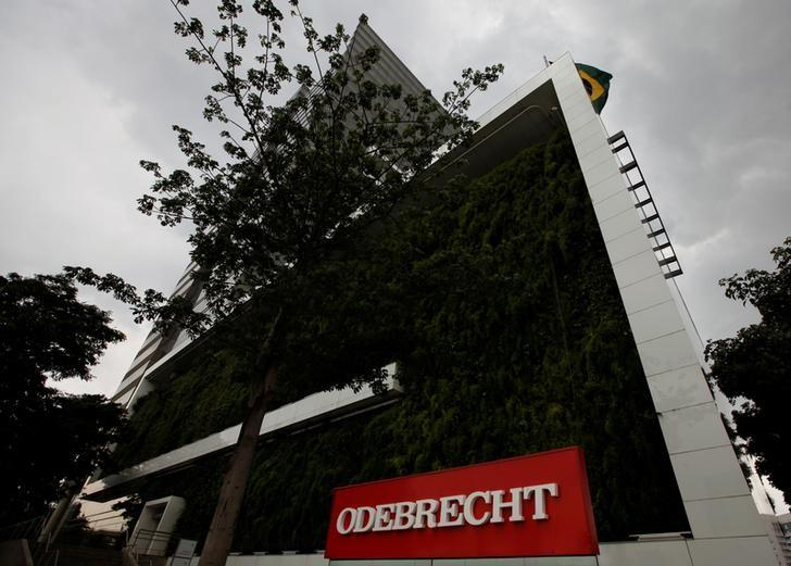 The headquarters of Odebrecht SA are pictured in Sao Paulo, Brazil, December 21, 2016. REUTERS/Paulo Whitaker