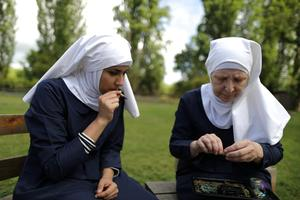 The 'weed nuns' of California