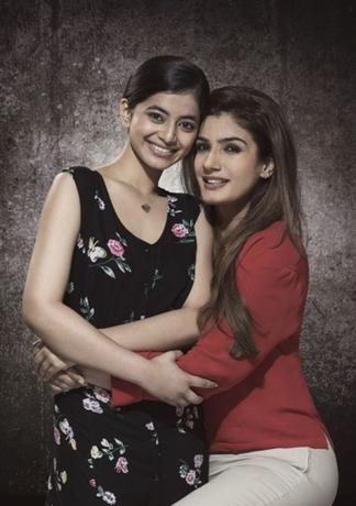 Handout photo from the film ''Maatr''