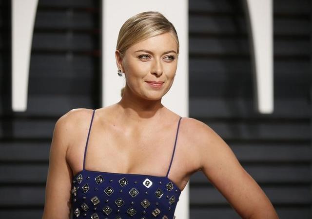 89th Academy Awards - Oscars Vanity Fair Party - Beverly Hills, California, U.S. - 26/02/17 – Tennis player Maria Sharapova. REUTERS/Danny Moloshok/File Photo