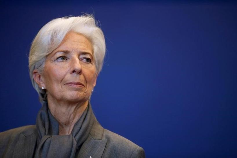 IMF members set aside trade split as French vote rattles nerves