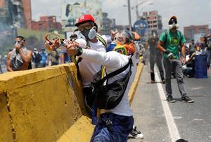 Streets of Venezuela