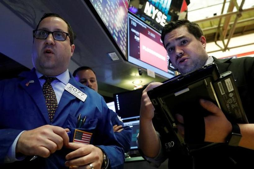 Wall Street slips as weak GDP data weighs